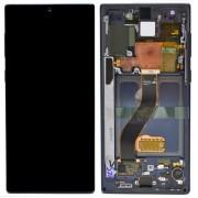 Ecran sur chassis Noir OFFICIEL Samsung Note 10 SM-N970F - Kit Outils OFFERT GH82-20818A
