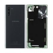 Vitre arrière noir origine officielle Samsung Galaxy Note 10 SM-N970F GH82-20528A