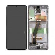 Ecran super AMOLED ORIGINE Samsung Noir S20 SM-G980F - Kit Outils service pack officiel GH82-22131A