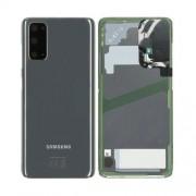 Vitre arrière Noir OFFICELLE Samsung Galaxy S20 SM-G980F GH82-22068A