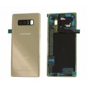 Vitre arrière or origine officielle Samsung Galaxy Note 8 DUOS SM-N950F GH82-14985D