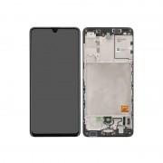 Ecran sur chassis Noir OFFICIEL Samsung A51 SM-A515F - Kit Outils OFFERT GH82-21669A