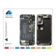 Patron aimanté guide range vis iPhone 11 Pro Max