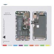 Patron aimanté guide range vis iPhone 11 Pro