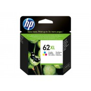 Cartouche d'encre HP 62 Couleur XL