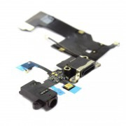 Dock charge et prise jack noir iPhone 5
