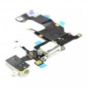 Dock connecteur charge prise jack blanc iPhone 5