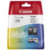 Cartouche d'encre CANON PG-540/CL-541 - pack de 2 - noir et couleur