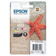 Cartouche d'encre EPSON 603 Multipack Couleur - etoile