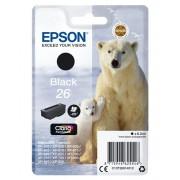 Cartouche d'encre EPSON 26 Noir - ours