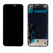 Ecran COMPATIBLE LCD RETINA Noir iPhone 11  - Kit Outils OFFERT