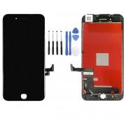 Ecran COMPATIBLE Noir iPhone 7 + Kit Outils OFFERT