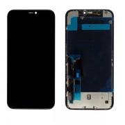 Ecran LCD ORIGINE Apple Noir iPhone XR - Kit Outils OFFERT