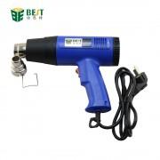 Décapeur thermique pistolet air chaud avec écran temperature