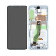 Ecran AMOLED ORIGINE Samsung bleu S20+ SM-G985F - Kit Outils OFFERT GH82-22134D