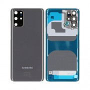 Vitre arrière Noir OFFICELLE Samsung Galaxy S20+ 5G SM-G985F GH82-21634A