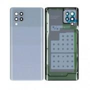 Vitre arrière Noir grise OFFICIELLE Samsung Galaxy Galaxy A42 5G SM-A426B GH82-24378C