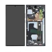 Ecran sur chassis Noir OFFICIEL Samsung Note 20 ultra sm-N986 sm-n988 - Kit Outils OFFERT GH82-23597A