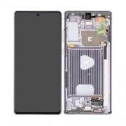 Ecran sur chassis Noir OFFICIEL Samsung Note 20 sm-N980 sm-n981 - Kit Outils OFFERT GH82-23733A
