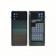 Vitre arrière noir OFFICIELLE Samsung Galaxy Galaxy A42 5G SM-A426B GH82-24378A