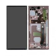 Ecran sur chassis bronze OFFICIEL Samsung Note 20 ultra sm-N986 sm-n988 - Kit Outils OFFERT GH82-23597D