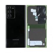 Vitre arrière noir origine officielle Samsung Galaxy Note 20 SM-N980/N981 GH82-23298A
