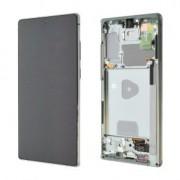 Ecran sur chassis vert OFFICIEL Samsung Note 20 sm-N980 sm-n981 - Kit Outils OFFERT GH82-23733C