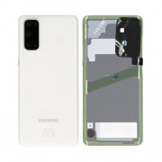 Vitre arrière blanche OFFICIELLE Samsung Galaxy S20 SM-G980F GH82-22068B
