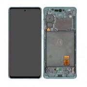Ecran sur chassis Vert OFFICIEL Samsung S20 FE 4G / 5G GH82-24220D SM-G780 / SM-G781