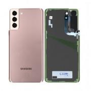 Vitre arrière Or gold OFFICIELLE Samsung Galaxy S21+ G996F GH82-24505E