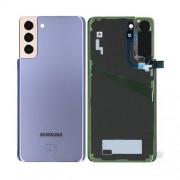 Vitre arrière Violet OFFICIELLE Samsung Galaxy S21+ G996F GH82-24505B
