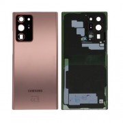 Vitre arrière bronze origine officielle Samsung Galaxy Note 20 Ultra SM-N986 / SM-N988 GH82-23281C