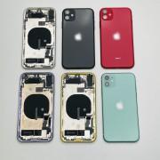 Chassis vitre arrière complet prémonté iPhone 11 - KIT OUTILS OFFERTS