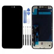 Ecran LCD ORIGINE Apple Noir iPhone 11 - Kit Outils OFFERT