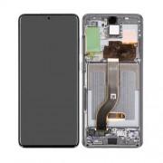 Ecran AMOLED ORIGINE Samsung gris S20+ SM-G985F - Kit Outils OFFERT GH82-22134E