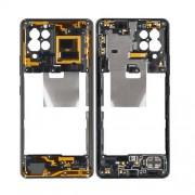 Chassis intermédiaire noir OFFICIEL Samsung A42 5G SM-A426B GH97-25855A