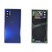 Vitre arrière bleu origine officielle Samsung Galaxy Note 10 Plus SM-N975F GH82-20588D