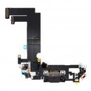 Connecteur charge origine Lightning noir iPhone 12 Mini
