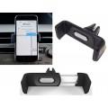 Mini Support Smartphone Grilles Ventilation Voiture 1