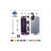 Patron magnétique guide range vis iPhone 5S