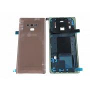 Vitre arrière marron COMPATIBLE Samsung Galaxy note 9 SM-N960F