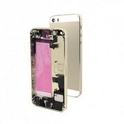 Chassis Prémonté Or iPhone 5S