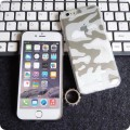 Coque silicone camouflage militaire iPhone 6 6S 3