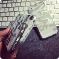 Coque silicone camouflage militaire iPhone 6 6S 4