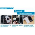 Support voiture grille aération aimanté iPhone samsung 5