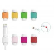 Protection renfort couleur réparation cable iPhone