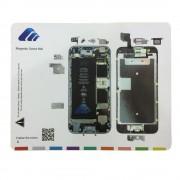 Patron magnétique guide range vis iPhone 6S