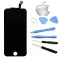 Ecran ORIGINE apple vitre tactile lcd Noir iPhone 6S 0