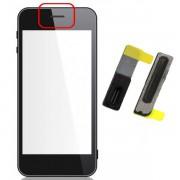 Grille anti-poussière écouteur vitre tactile écran iPhone 6 6S Plus