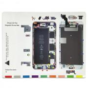 Patron magnétique guide range vis iPhone 6S Plus